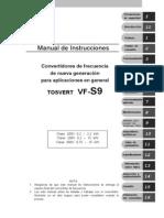 Manual VF S9