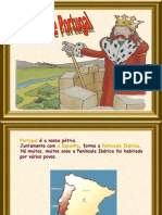 A história de Portugal 1