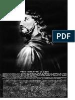 Vero ritratto di Gesù