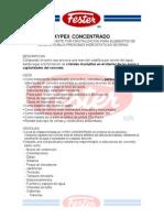Xy p Ex Concent Rado