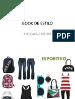 Book de Estilo Cacau