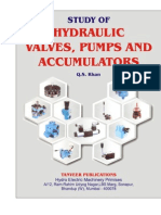 Hydraulic Valves Pumps and Accumulators