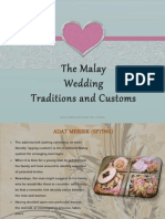 Marriage in Malay Custom Edu