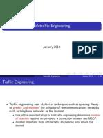 Tele Traffic lecture