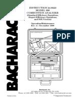 Manual de Operación (300) Ref24-9223