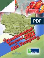 Conflictividad Electoral en Alta Verapaz 2011