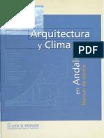 Clima y arquitectura en andalucia_manual de diseño