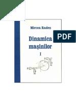 M. Rades - Dinamica Masinilor 1