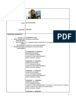 Curriculum Vitae Anna Pnsd