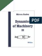 M. Rades - Dynamics of Machinery 3