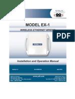 YDI EX-1 v3.3