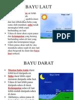 Bayu Laut Dan Darat