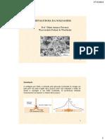 Fundamentos da Metalurgia Física