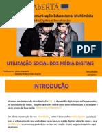 Utilização social dos media digitais