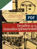 Florez Alberto Desafios de La Transdisciplinariedad 1