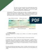 documentos de crédito y comercial
