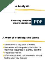 M02 - Scenario Analysis