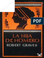 Graves Robert - La Hija de Homero