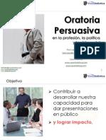 conferenciaoratoriapersuasiva26febrero2009-131116120213-phpapp01