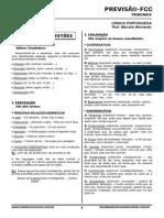 MASTER 2012 - Previsão FCC (Tribunais) (1).docx