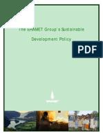 Eramet Sustainable Development Policy(1)