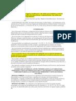 _DOF - Acuerdo Para Cambio DAC-HM
