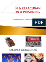 12. Racun & Keracunan- Editted July 21