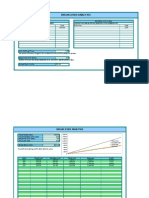 Break-Even Analysis Template (Excel)