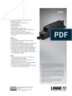 Linear Actuator La12 Data Sheet Eng