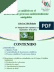 La catálisis en el desarrollo de procesos ambientalmente amigables. Aida Luz Villa