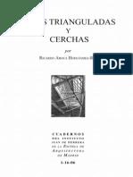 Vigas Trianguladas y Cerchas