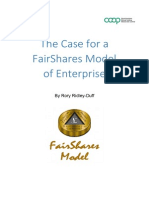 The Case for a FairShares Model of Enterprise
