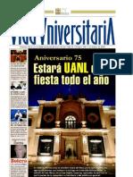 Vida Universitaria 198 UANL