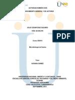 Actividad de Reconocimiento.microbiologia Juliocesar