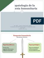 Fisiopatología de la Respuesta Inmunitaria.pptx
