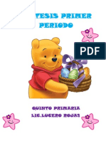 Parcelador Primer Periodo 2014