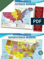 Capítulo 8 - Estados Unidos - Superpotência mundial