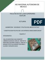 Constitucion Politica de Los Eum