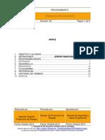 PGR-018 Procedimiento Trabajos en Caliente