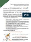 Google Docs - Tutorial - V3