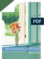 Manual de Puestos.