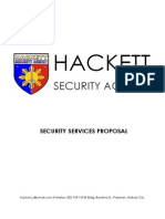 HACKETT SECURITY