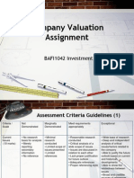 Company Valuation Assessment(2) (1)