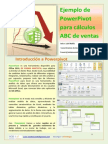 Analisis ABC de Ventas Con Powerpivot