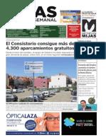 Mijas Semanal nº 575 Del 21 al 27 de marzo de 2014