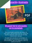 Educacion Ilustrada Equipo Fernanda, Mayte y Ana Laura
