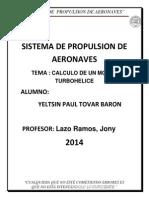 Sistema de Propulsion de Aeronaves 222222222222222222222222222