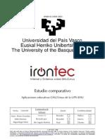 Estudio Comparativo UPV-EHU Aplicaciones Educativas GNULinux