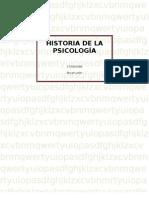 (ES) Historia de la Psicología