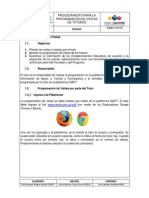 Manual de Programacion Siaft